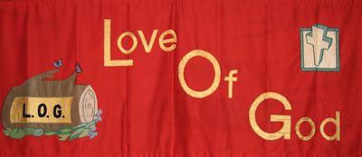 LOG banner